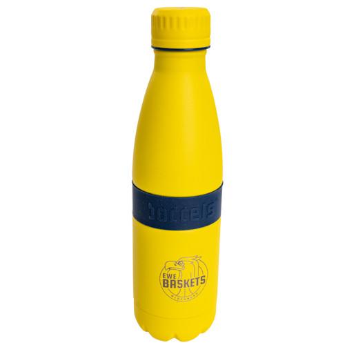 Trinkflasche TWEE 500 ml gelb/blau