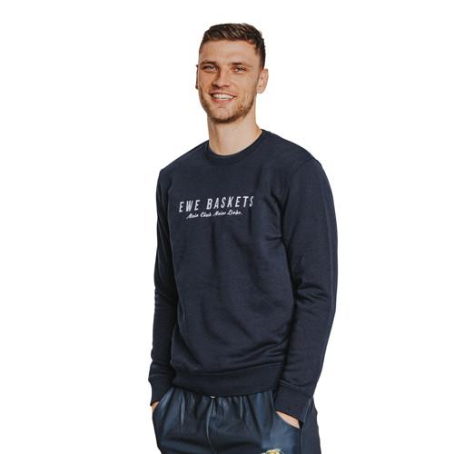 20/21 Sweatshirt Unisex blau
