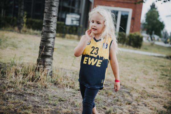 Auswärts - Kindertrikot BBL 19/20 - Restbestand