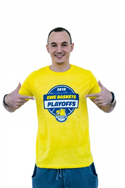 Playoffshirt Kind