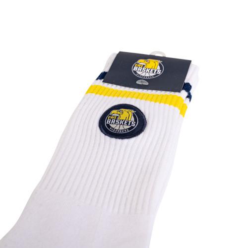EWE Baskets Socken weiß